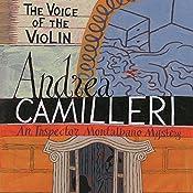 The Voice of the Violin: Inspector Montalbano, Book 4 | Andrea Camilleri