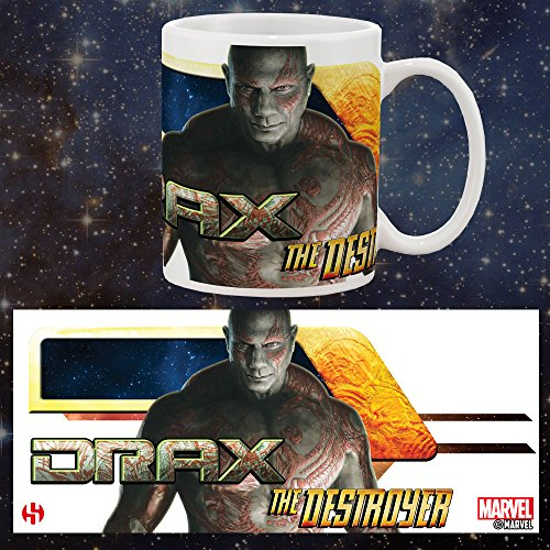 Mug Guardians of the Galaxy Drax