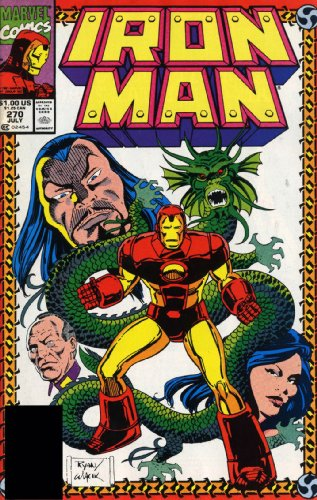 Iron Man: The Dragon Seed Saga front-588619