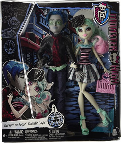 Monster High Love in Scaris Garrott du Roque & Rochelle Goyle Doll Pair