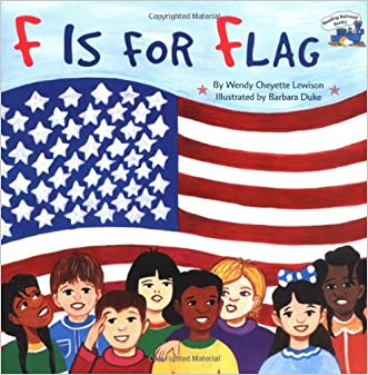 F Is for Flag (Reading Railroad)