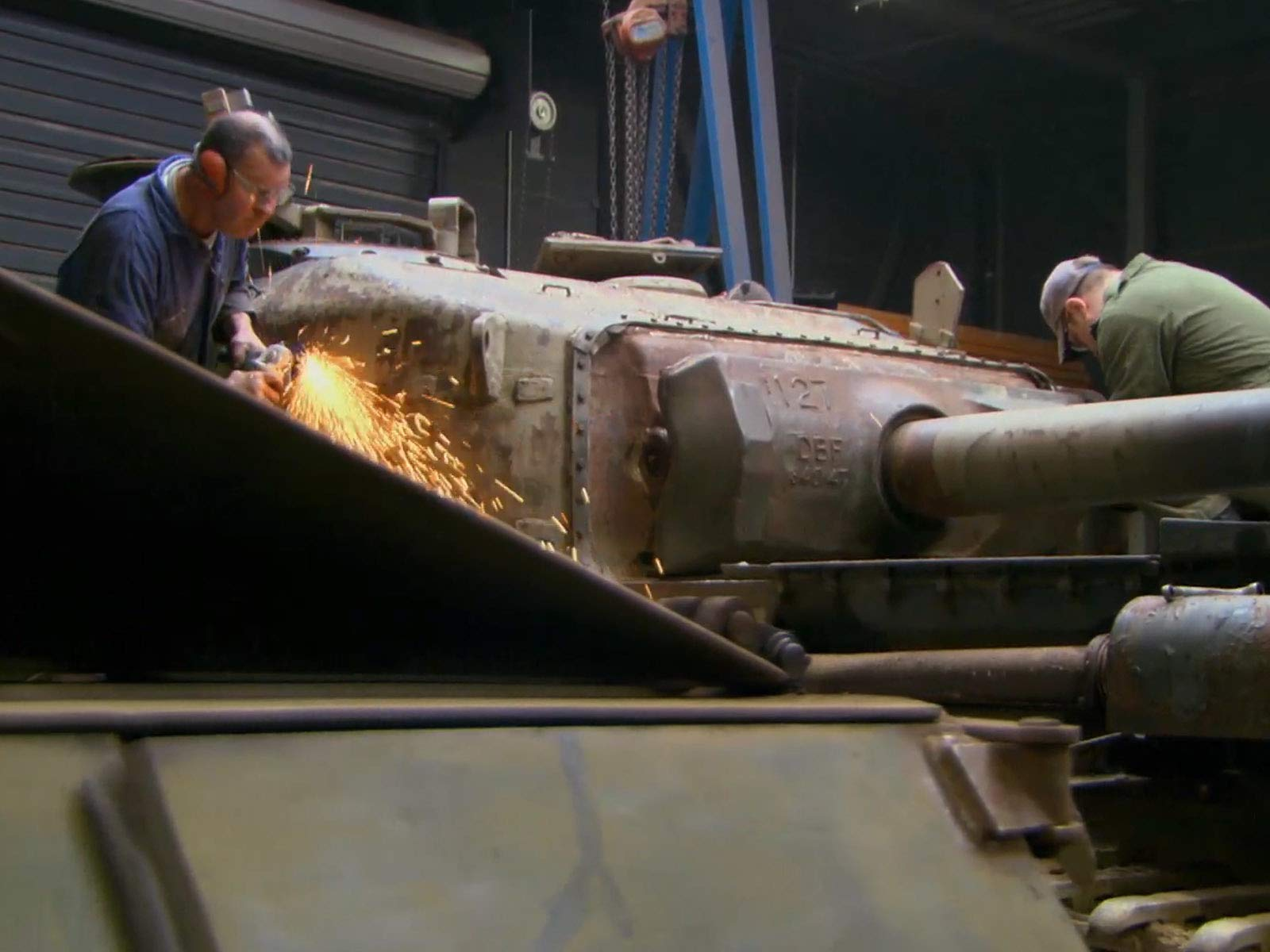 Tank Overhaul on Amazon Prime Instant Video UK