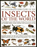 img - for An Illustrated Directory of the Insects of the World: A visual reference guide to 650 arthropods, including all the common insect species such as ... illustrated with 680 expert artworks book / textbook / text book