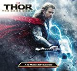 img - for 2014 Thor The Dark World Wall Calendar book / textbook / text book