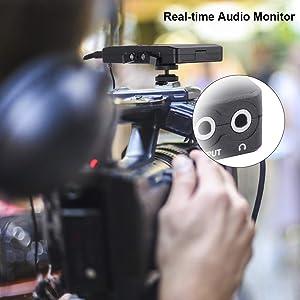 Wireless Lavalier Microphone Comica CVM-WS60 COMBO 12-Channels