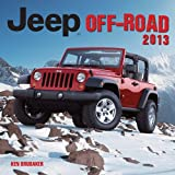 Jeep Off-Road 2013 Wall Calendar