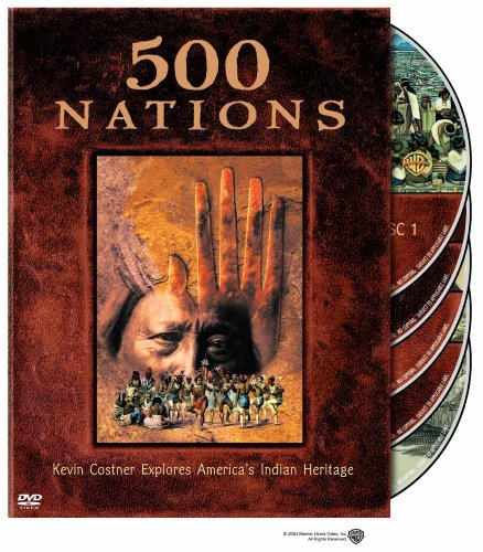 Cover art for  500 Nations
