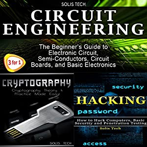 Circuit Engineering & Cryptography & Hacking Audiobook