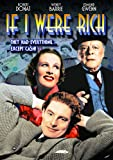 If I Were Rich DVD R 1933 All Regions NTSC US Import 1934