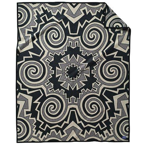 best price pendleton sky city robe blanket on sale blankets throws. Black Bedroom Furniture Sets. Home Design Ideas