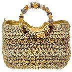 Natural Bead Bag