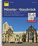 ADAC Stadtatlas M�nster/Osnabr�ck mit...