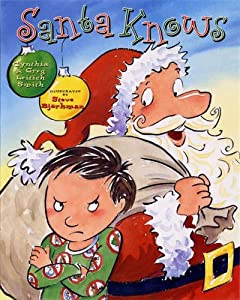 "Cover of ""Santa Knows"""