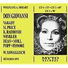 Mozart - Don Giovanni / Varady � M. Price � Raimondi � Winkler � Dean � Moll � Popp � Fissore � Sawallisch [Munich 1973 Live]