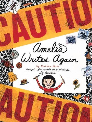 Amelia Writes Again (Amelia Bedelia (Tenspeed Hardcover))