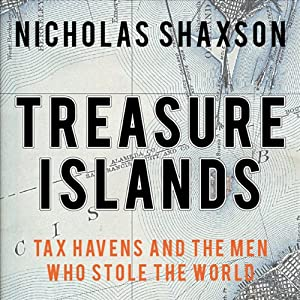 Treasure Islands Audiobook