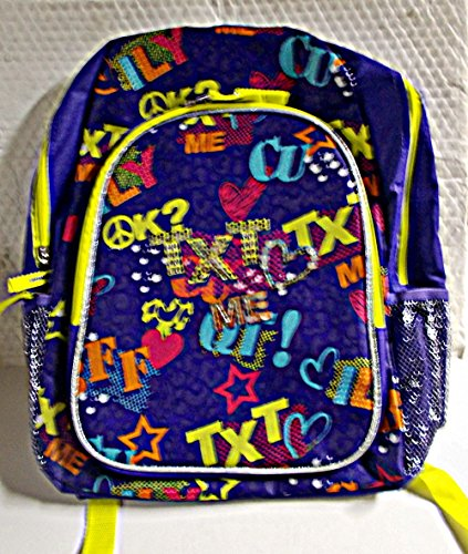 "High Trails ""Love to Text"" Backpack"