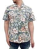 (マルカワジーンズパワージーンズバリュー) Marukawa JEANS POWER JEANS VALUE アロハシャツ 大きいサイズ 綿裏使い 20color ランキングお取り寄せ
