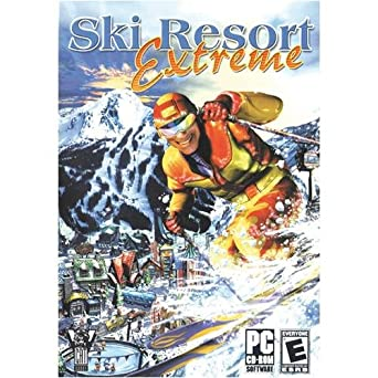 دانلود بازی کم حجم اسکی Ski Resort Extreme