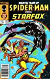Marvel Team-up: Spiderman and Starfox (0714860214707, Vol. 1, No. 143, July 1984)