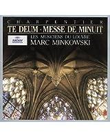 Charpentier: Te Deum; Messe de Minuit; Nuit