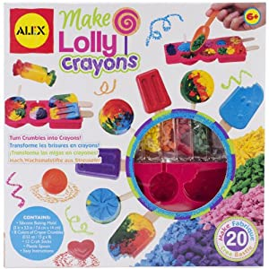 ALEX® Toys - Make Your Own Lollypop Crayons 174S
