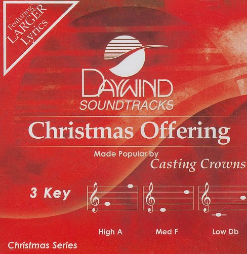 Christmas Offering [Accompaniment/Performance Track] (Daywind Soundtracks Christmas)