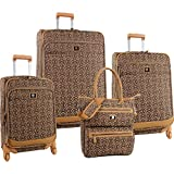 Anne Klein Kyoto 4 Piece Luggage Set 1