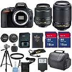 Nikon D5500 Dslr Camera with Nikon 18...