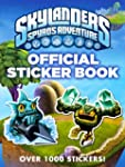 Skylanders Official Sticker Book: Mee...
