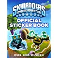 Skylanders Official Sticker Book: Meet the Skylanders