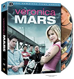 Veronica Mars The Complete First Season from Warner Home Video