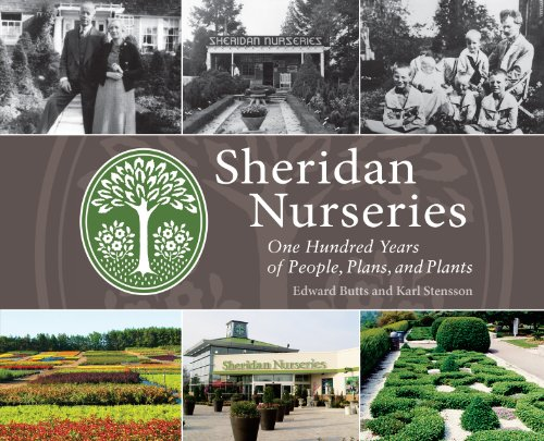 Sheridan Nurseries: One Hundred Years Of People, Plans, And Plants front-678737