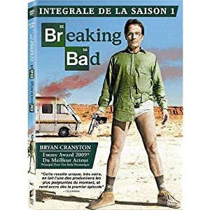 Breaking Bad - Saison 1 - Coffret 3 DVD