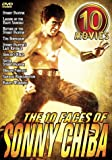 Cover art for  The Ten Faces of Sonny Chiba 10 Movie Pack