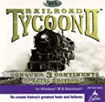 Railroad Tycoon II: Conquer 3 Contine...