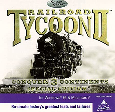 Railroad Tycoon II: Conquer 3 Continents (Special Edition)
