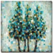 Into the Blue by Wani Pasion Premium Gallery-Wrapped Canvas Giclee Art (Ready-to-Hang)