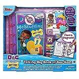 Tara Toy Doc McStuffins Talking Big Book of Boo Boo's Activity Pad