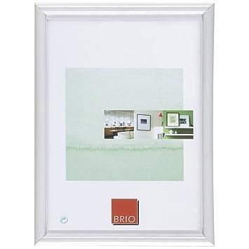 7 brio 854002 cadre cadre photo gallery blanc 40 x 50 for Cadre photo cuisine