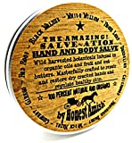 All Natural and Organic Herbal Healing Salve By Honest Amish