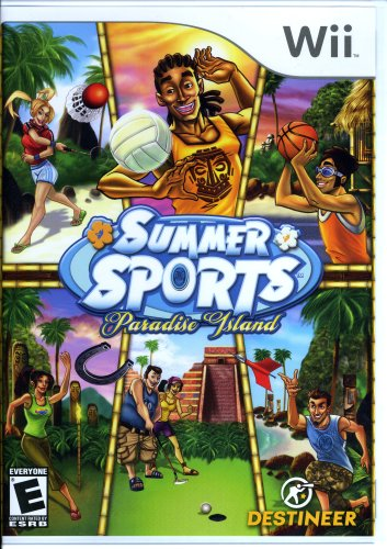 Summer Sports Paradise Island – Nintendo Wii