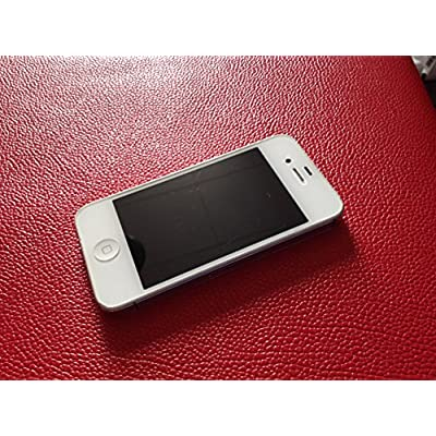 Apple iphone 4S iOS Mobile Phone (White)