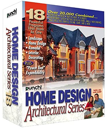 Punch! Home Design Architectural Series 18 [Old Version]