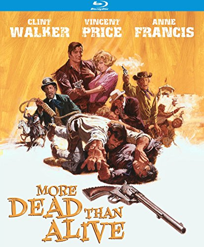 More Dead Than Alive [Blu-ray]