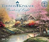Thomas Kinkade Painter of Light: 2012 Day-to-Day Calendar