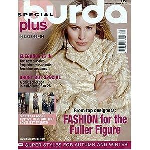 Burda Plus - English ed