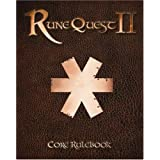 Runequest II Core Rulebookby Lawrence Whitaker
