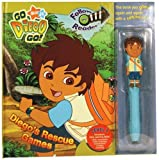 Diego's Rescue Games: Follow the Reader Level 1 (Nick Jr. Go Diego Go!)