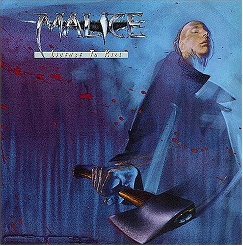 MALICE (USA) - License to Kill - LP